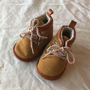 Baby FILA shoes!